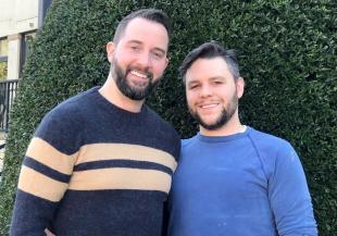 Derek & Brent