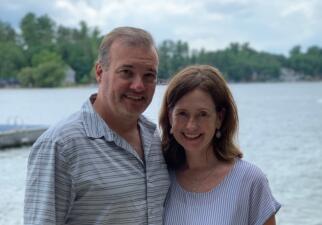 Mari Kate & Andy