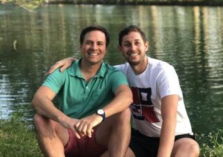 Andrew & Collin