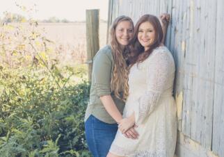 Jessica & Mary