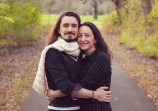 Xavier & Mariesa