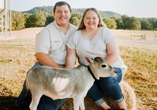 Katie & William