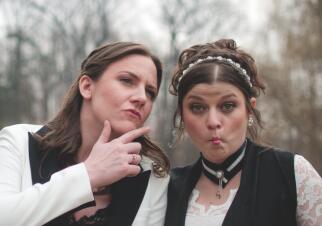 Amanda & Anja