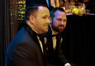 Justin & David