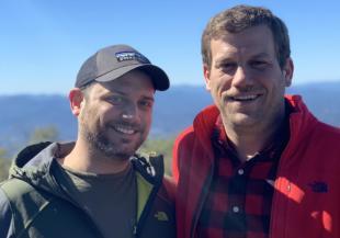 Brad & Christian