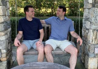 Shane & Greg