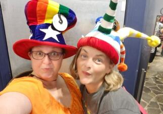 Renee & Heather