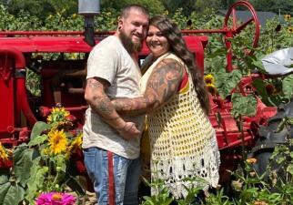 Cynthia & Cory