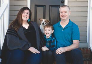 Jason & Melanie Family