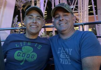 Terry & Raul