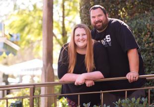 Daniel & Ashley