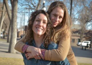 Sarah & Ricca