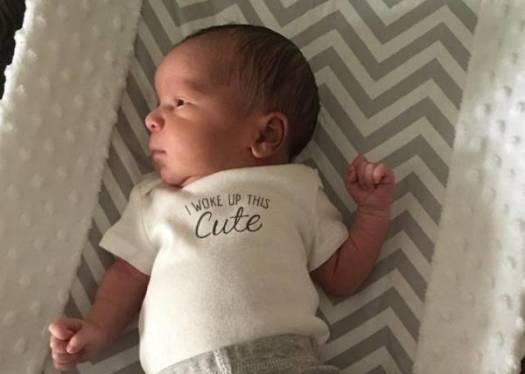 Baby Alexander Rene