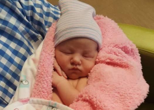 Baby Olivia Louise
