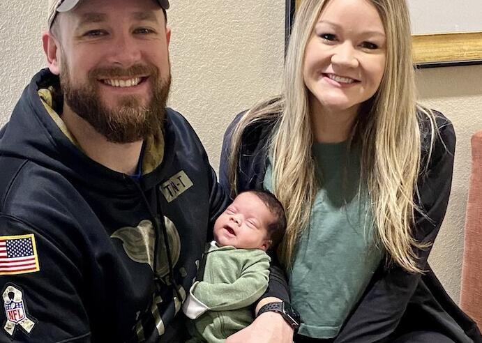 Baby Wyatt Michael