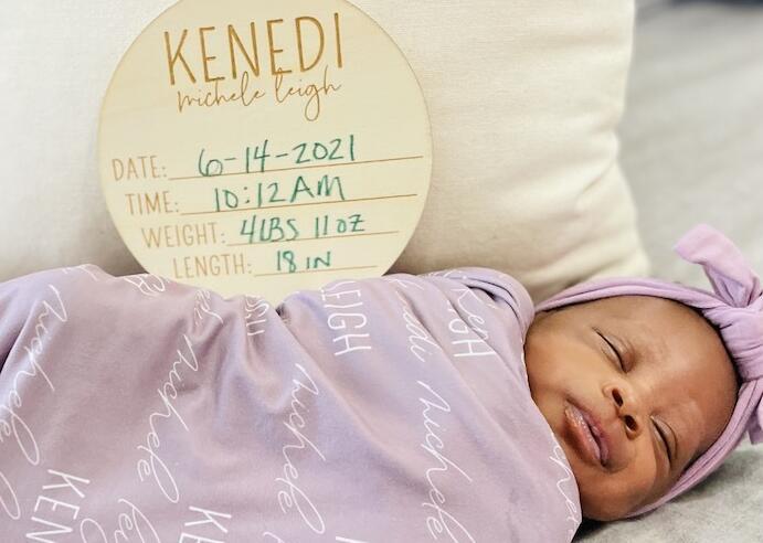 Baby Kenedi Michele